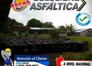 Asfalto rc 250 liquido / emulsion asfaltica rotur…