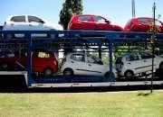 Transporte de autos a nivel nacional