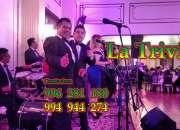 Orquestas de peru orquesta *la trivia.. matrimoni…