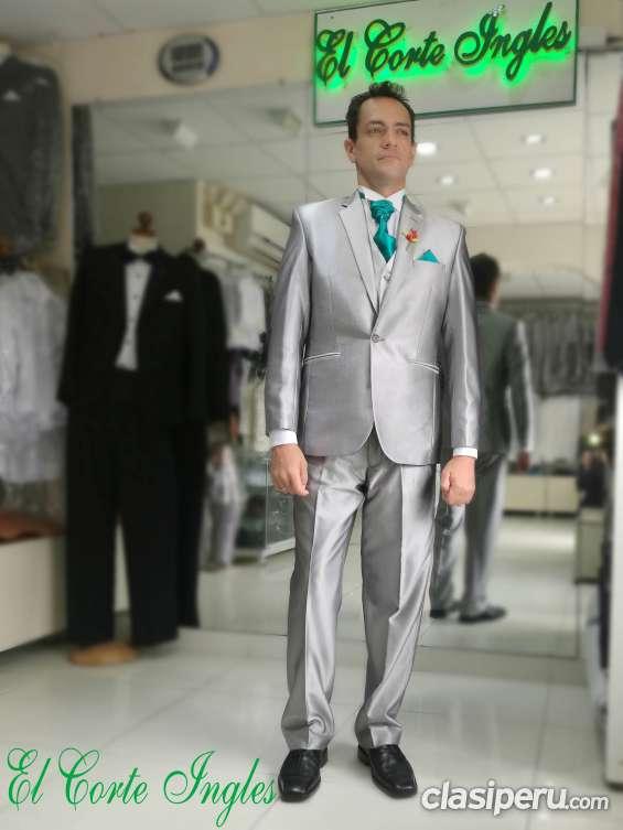Alquiler y venta trajes de novios en miraflores
