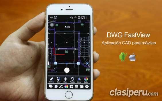 Dwg fastview el mejor visor cad gratuito para android y ios