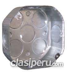 Cajas octagonales y rectangulares y cajas pase fabricaciones 951972026