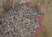 Arena y piedra de canto rodado para filtros de agua