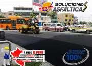 Servicio de sellado asfaltico, bacheo asfaltico, …