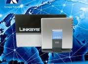 Linksys pap2t nuevos y usados, para telefonia voip
