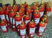 venta y recarga de extintores con certificado 944-783463