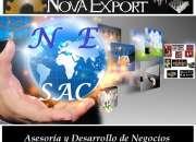 Asesoría y desarrollo de exportaciones & importac…