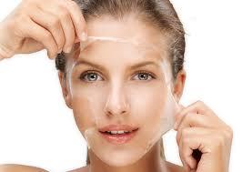 Peeling facial para acné, manchas y arrugas