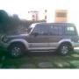 vendo camioneta galloper del año 2001