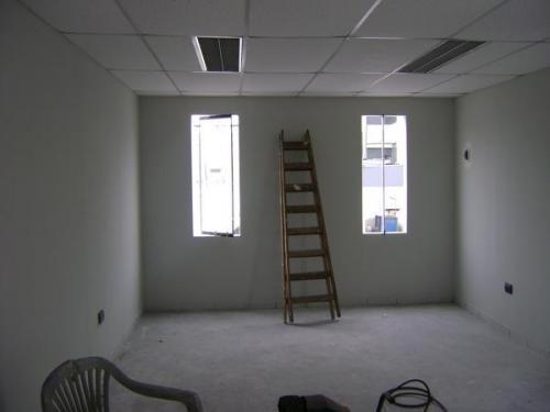 Drywall y cielo raso