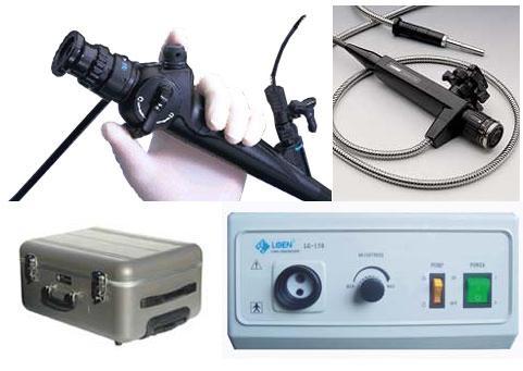 Venta de endoscopios flexibles a 6,500 dolares. gastroendoscopios - colonoscopios - broncoscopios - etc