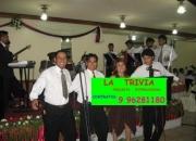 Orquesta la trivia los mejores eventos bodas lima peru