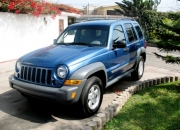 Jeep liberty 2005 full equipo ocasion