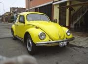 Vendo volkswagen escarabajo año 76, color amarillo, muy bien conservado, todo ok.