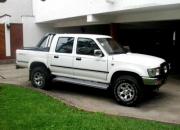 Toyota hilux 2004 turbo diesel nacional
