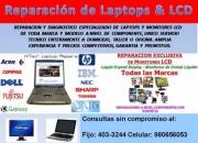 Reparacion de laptops & lcd