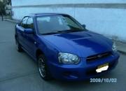 Vendo subaru impreza sedan 2005 azul