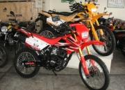 Motos wanxin wx steed