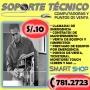 SOPORTE TECNICO PCs, PUNTOS DE VENTA Y MAS