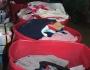 Venta de ropa usada por contenedor para exportar a Peru
