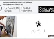 @innovation*/241-9946/ servicio tecnico de lavadoras *general electric*
