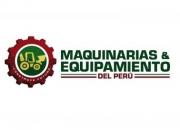Maquinarias & equipamiento del perú sac.