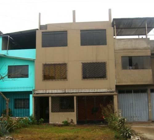 Alquilo edificio de 4pisos para empresa diversas avenida cerca a todo en villa el salvador