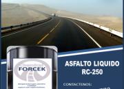 Asfalto liquido rc 250  chemical forcek sac rpm #0067770