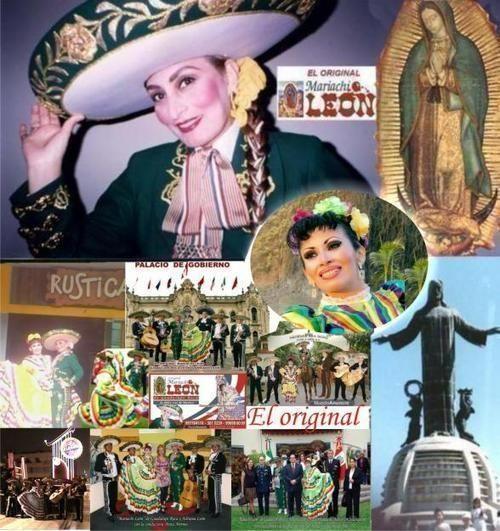 Direccion de mariachis en lima peru-grupos de mariachis en peru