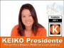 Si a Keiko Presidente