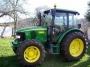 Tractor John deere 5820 año 2007