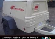 VENTA Y ALQUILER DE COMPRESORA NEUMATICA 375 750 1300 Y 1600 CFM - INCCA