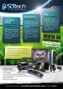 Scitech Peru desarrollo web, suministros, servicio tecnico y más