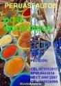 Venta de ocre naranja,lila,gris ocre importados oferta de 1 kilos cel:999370196
