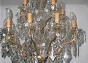 Reparacion y mantenimiento  arañas de cristal y bronceria