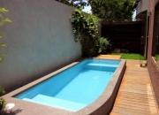 ***moderno departamento en 1er piso con piscina privada