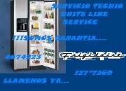 Servicio tecnico de refrigeradores ++frigidaire++ 4674223 la mejor eleccion