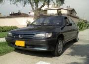 VENDO PEUGEOT 306 SEDAN 95 MECANICO 1400CC IMPECABLE