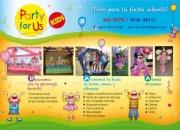 Decoracion de fiestas infantiles y eventos