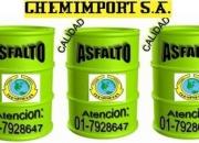 Venta de emulsion asfaltica atencion rpm.*865100 cuzco,arequipa,huancayo etc