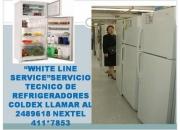 Coldex servicio tecnico de refrigeradores 2489618/411*7853 insuperables