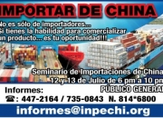 Importar de China no es solo de Importadores