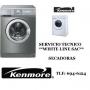 SERVICIO TECNICO KENMORE  2489618 LAS 24 HORAS ASU SERVICIO 411*7853