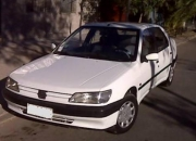 VENDO PEUGEOT 306 SEDAN 95 MECANICO FULL EQUIPO