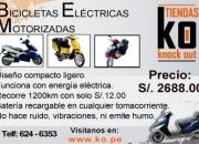 Bicicletas electricas bem!
