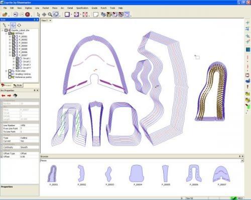 Curso de diseño de calzado vendo shoemaster . lima peru