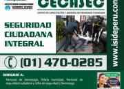 Curso de especializacion en seguridad ciudadana
