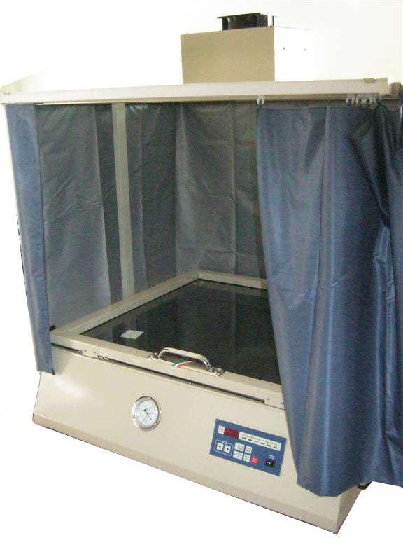 Venta de maquina insoladora de placa uv 750