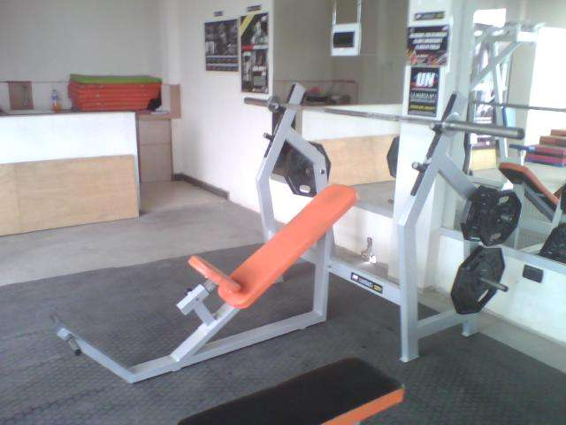 Maquinas de gimnasio mk fitness venta y fabricacion