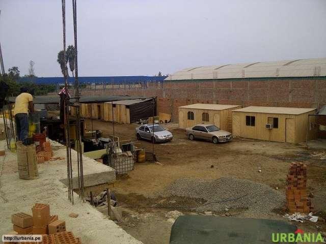 Alquiler local lurin 900 m2 zona industrial